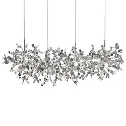 Argent N92S 12 Light Pendant Light