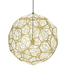 Etch Web Pendant Light