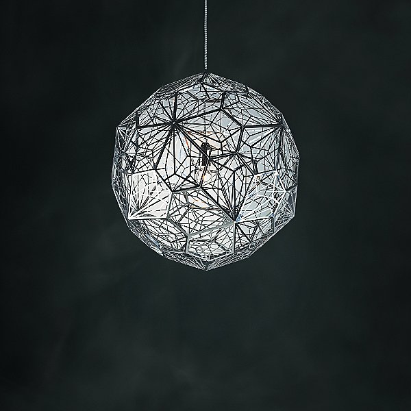 Etch Web Pendant Light