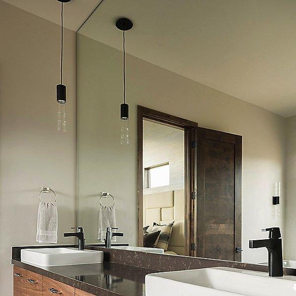 Bamboo Mini Pendant Light