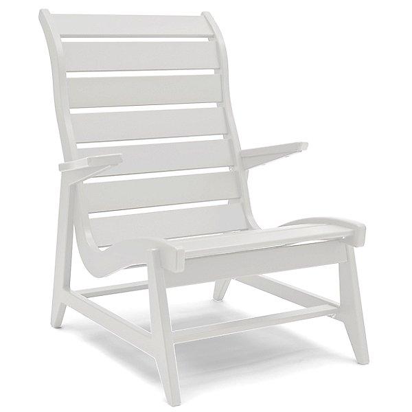 Rapson High Back Lounge Chair