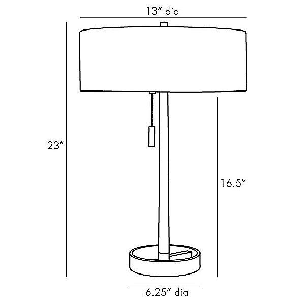 Violetta Table Lamp