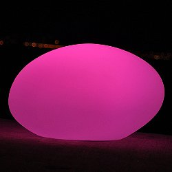 Ballia LED Pebble Light