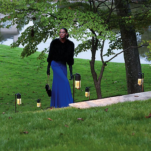 Shelter LED Path Light