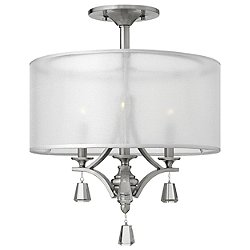 Mime Semi Flush Mount Ceiling Light