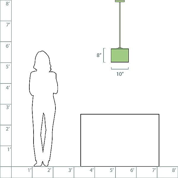 Mime Mini Pendant Light