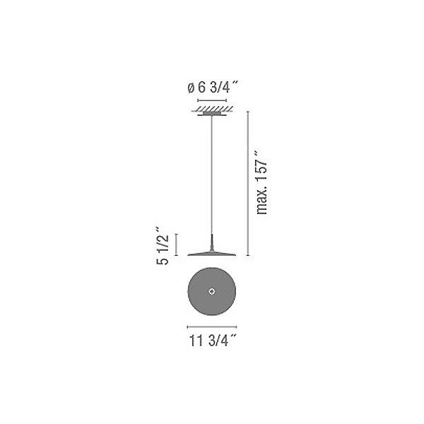 Skan Small Pendant Light