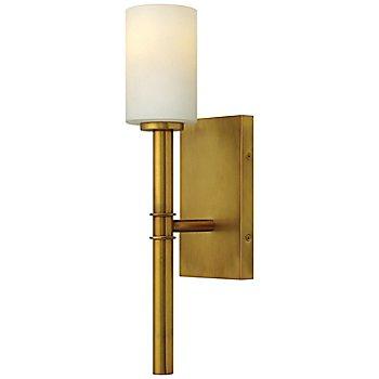Vintage Brass finish