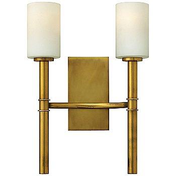 Shown in Vintage Brass finish