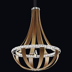 Crystal Empire Pendant Light