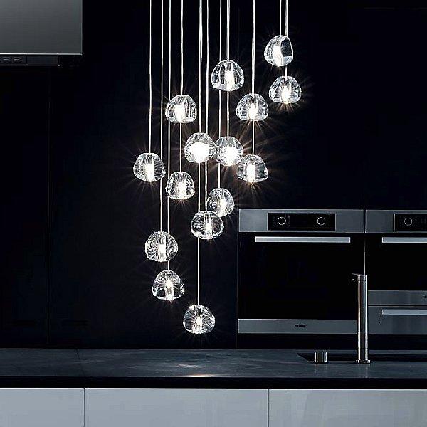 Mizu 15-Light Pendant Light