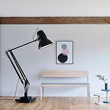 Jet Black Gloss, in use in living room