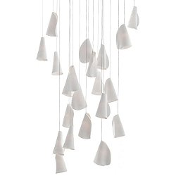 21.21 Multi-Light Pendant Light