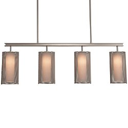 Uptown Mesh Linear Suspension Light