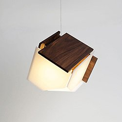Mica LED Accent Pendant Light