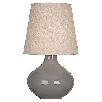 Smokey Taupe finish, Buff Linen shade