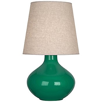 Emerald finish, Buff Linen shade