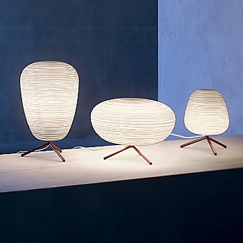 Rituals 1, Rituals 2, Rituals 3 (left to right)