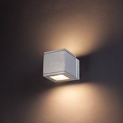 Rubix Indoor / Outdoor LED Up and Down Wall Light