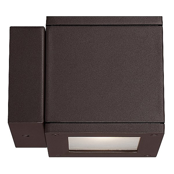 Rubix 5 Inch Indoor Outdoor LED Up and Down Wall Light