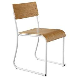 Church Chair (Natural Oak) - OPEN BOX