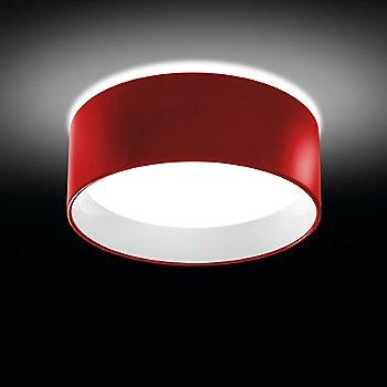 Shown in Red Brilliant Lacquer finish