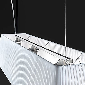 Mei Linear Suspension, Not illuminated / Detail view