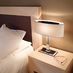 Mei Oval-T Table Lamp