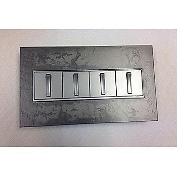 Magnesium finish, in use