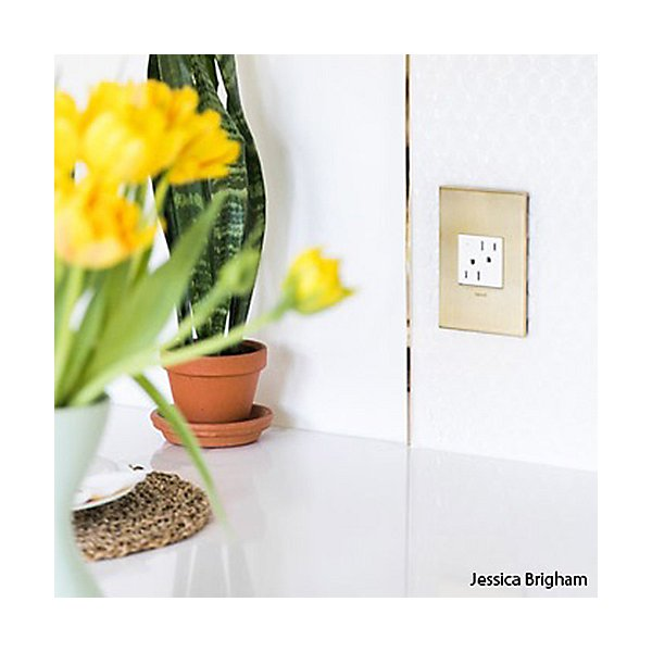 adorne Energy-Saving ON/OFF Outlet
