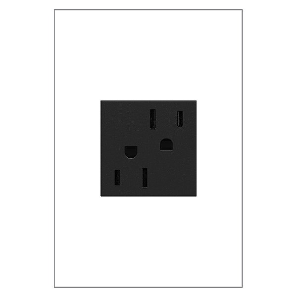 Tamper-Resistant Outlet