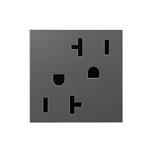 Tamper-Resistant 20A Outlet