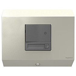 adorne Control Box with Paddle Dimmer