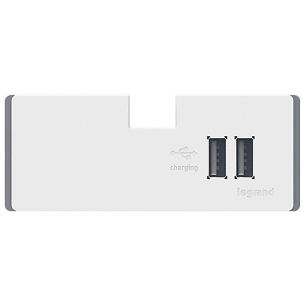 adorne USB Outlet Module