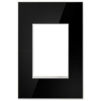 Mirror Black finish