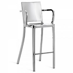 Hudson Stool with Arms