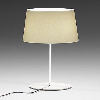 Warm Screen Shade Table Lamp