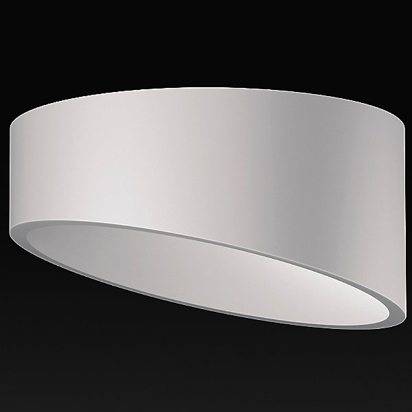 Domo Asymmetric Ceiling Light