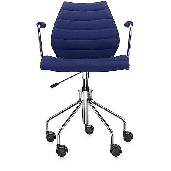 Maui Soft Armchair with Casters