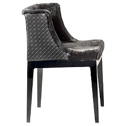 Mademoiselle Kravitz Chair, Faux Fur