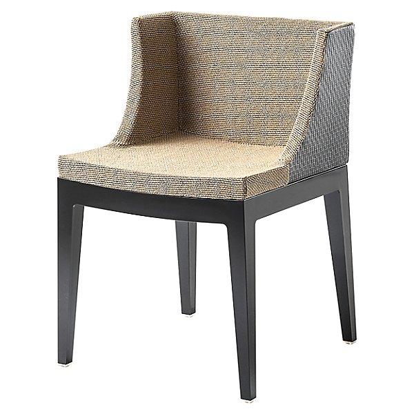 Mademoiselle Kravitz Chair, Raffia Fabric