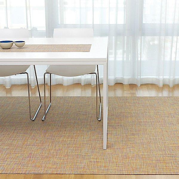 Mini Basketweave Floor Mat