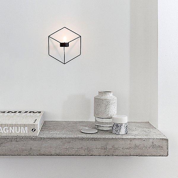 POV Wall Candleholder