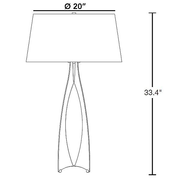 Moreau Table Lamp