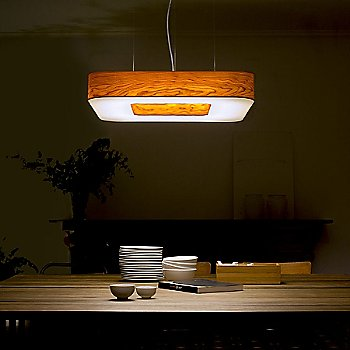 In use / illuminted