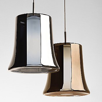 Chrome / Copper finish / pair / not Illuminated