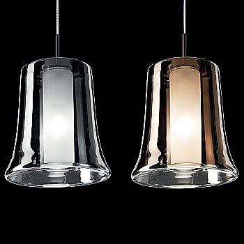 Chrome / Copper finish / pair / Illuminated