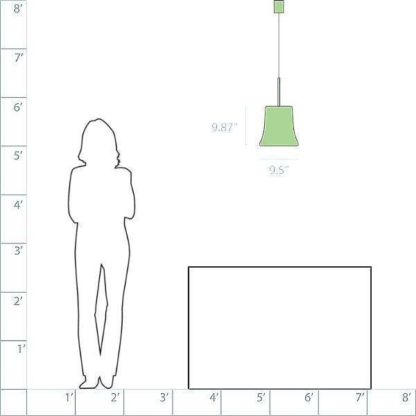 Cloche Pendant Light