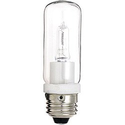 150W 120V T10 E26 Halogen Clear Bulb