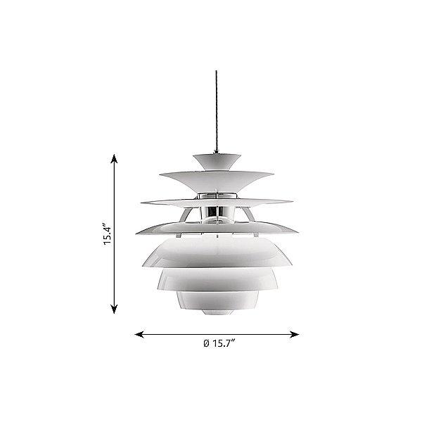 PH Snowball Pendant Light